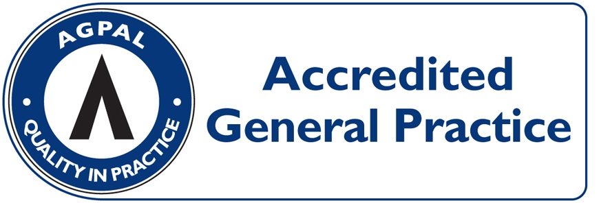 We are fully accredited with AGPAL