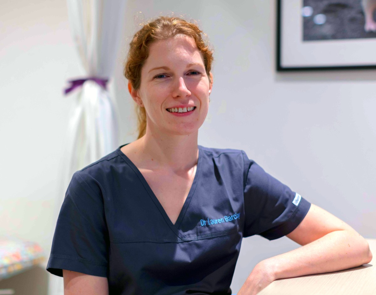 Dr Lauren Barclay